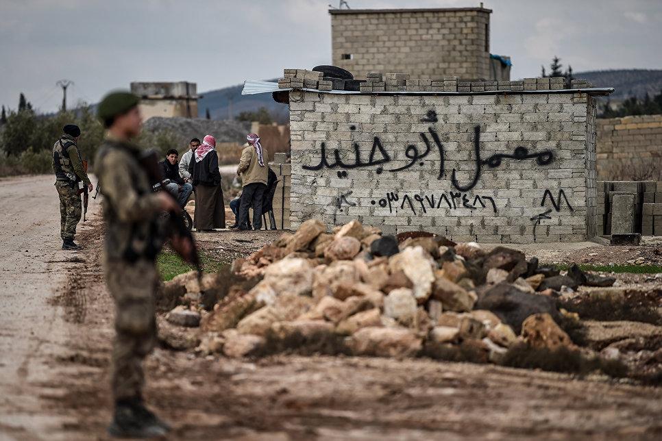 Крупная группировка ССА перешла на сторону Асада