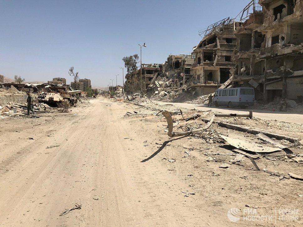 Эксперт: США разместили в Сирии 19 военных баз для подготовки боевиков