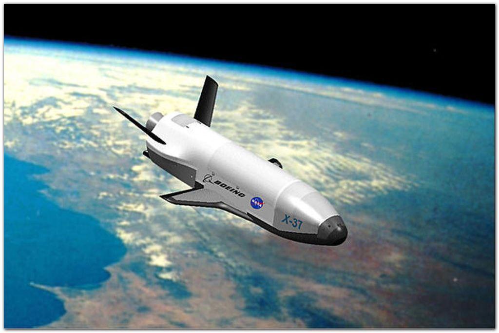 В США будут созданы космические войска. Космический беспилотный аппарат Х-37В