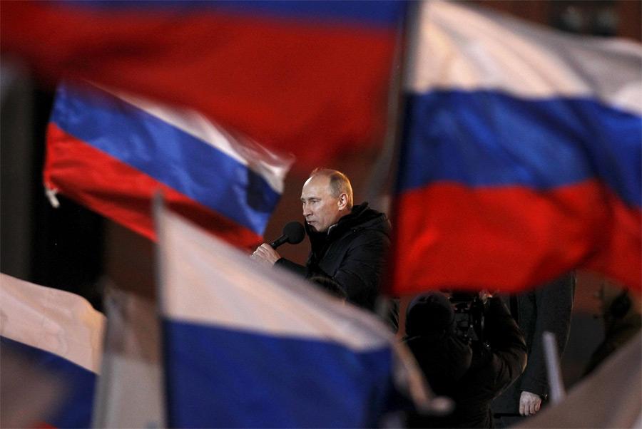 Победа Владимира Путина: огромные позитивные военно-политические последствия для России