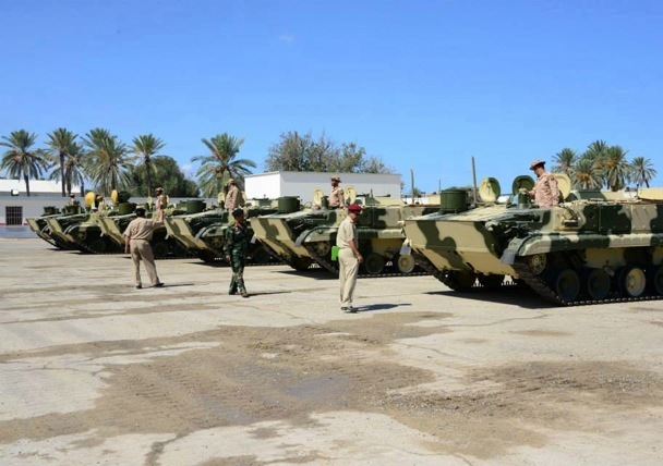 Russia - Libya arms contracts Russian-lana-