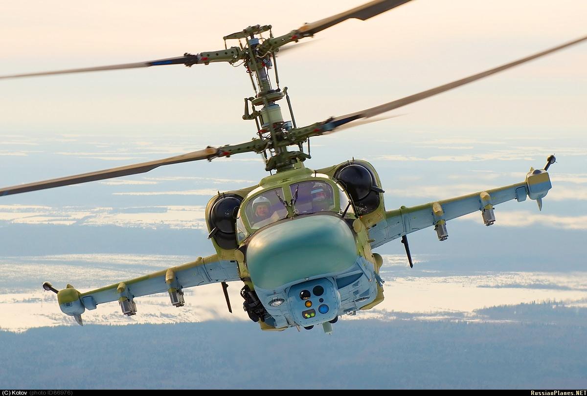 фото боевые вертолеты россии