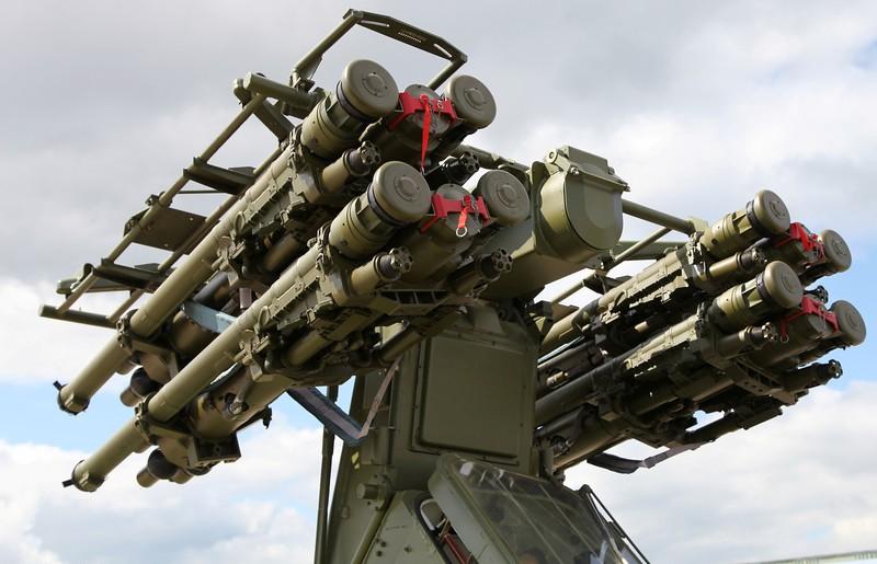 Переносного зенитного ракетного комплекса верба