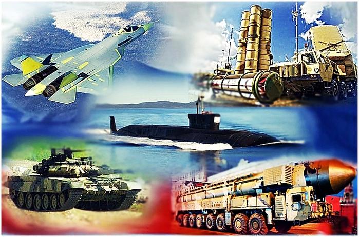 Sanções dos EUA contra a Rússia atingem indústria de armas