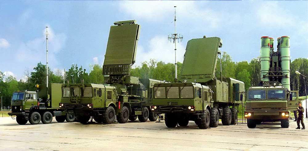 Vídeo: Sistemas Integrados de Defesa Antiaérea – Almaz Antey