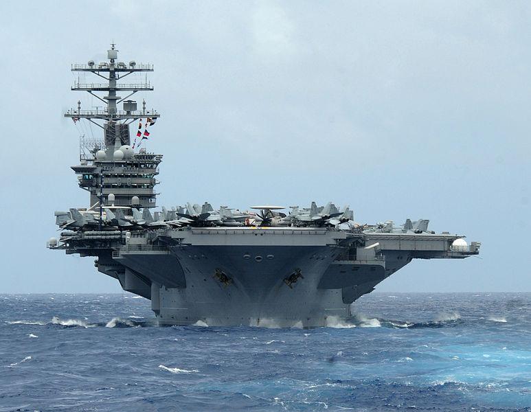 The National Interest рассказал о российском убийце американских авианосцев