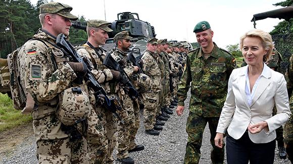 В Брюсселе создают альтернативу НАТО