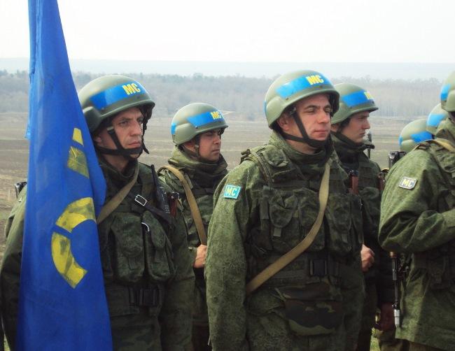 Миротворческие операции как инструмент внешней политики России