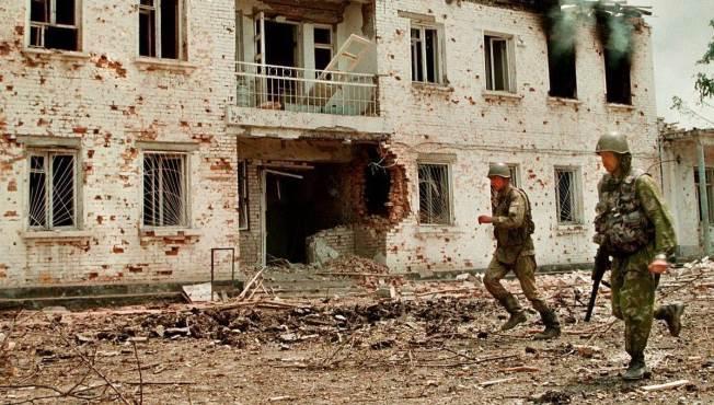 Обзор контртеррористических операций российских вооруженных сил и внутренних войск в Чечне