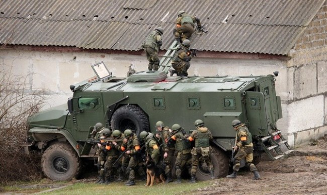 Контртеррористическая операция в Чечне. Хронология
