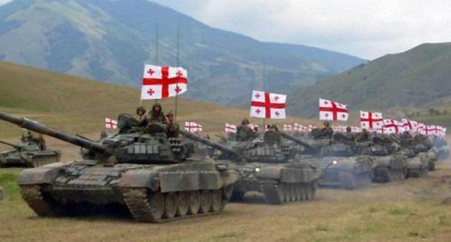 Осетино-грузинский конфликт 2008 года