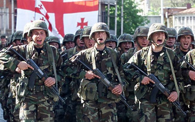 Осетино-грузинский конфликт 2008 года: планы и силы сторон