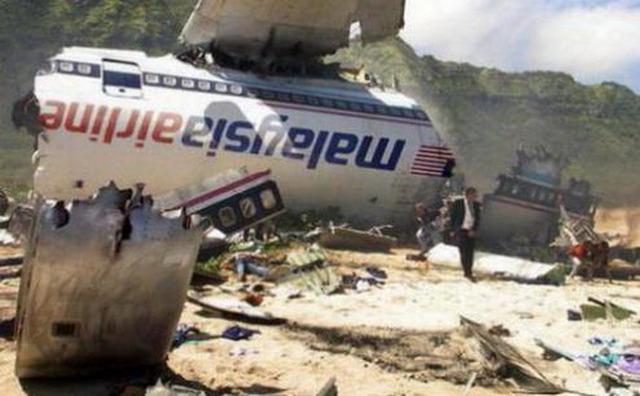 Малазийский «Боинг» был сбит в украинском воздушном пространстве украинским «Буком». Часть 1