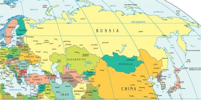 Долгосрочное прогнозирование развития отношений между локальными цивилизациями в Евразии