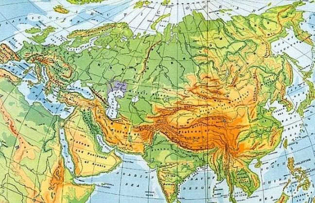 Конкретный прогноз развития международной обстановки в Евразии