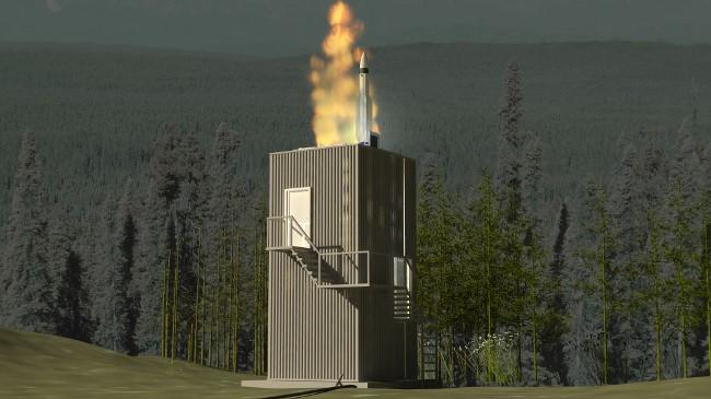 США вновь испытали ракету-перехватчик новой модификации. Но безуспешно.
