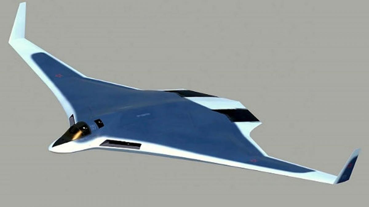Появилась информация о первом полете нового бомбардировщика РФ