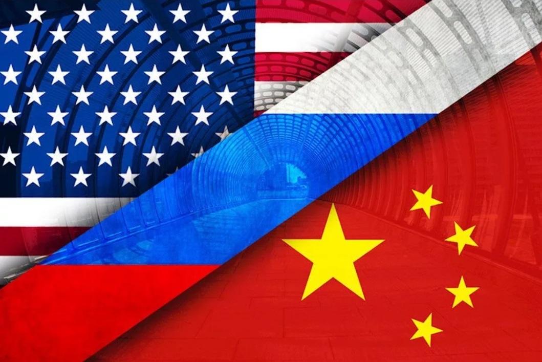 В Китае объяснили почему США не может бросить вызов России