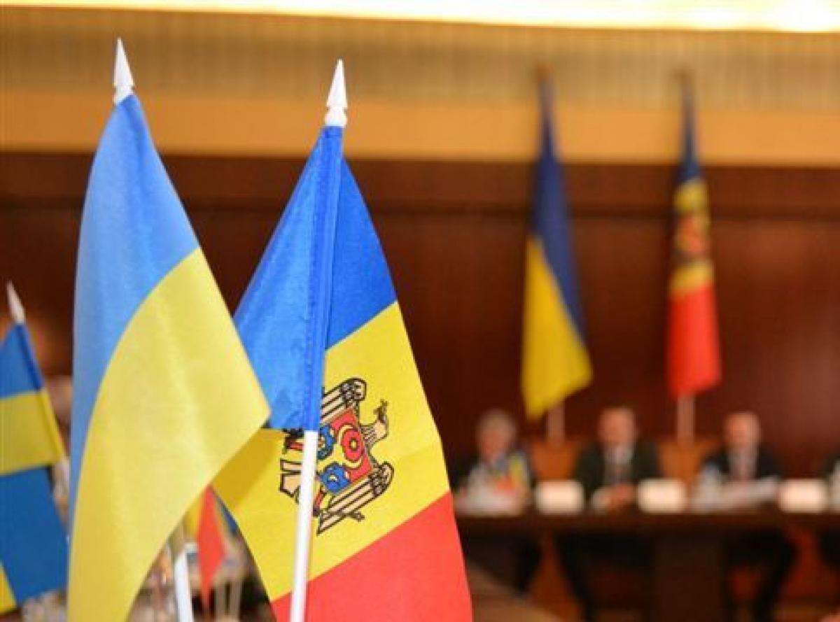 Молдавско-украинская блокада.
