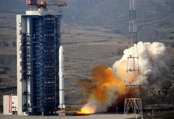 КНР учится перехватывать спутники вероятного противника