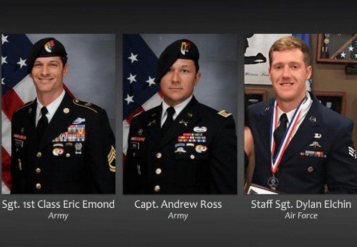 Трое американских военнослужащих погибли в Афганистане