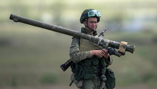 В Армении начались командирские занятия с российскими военнослужащими ЮВО