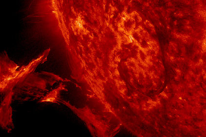 НАСА зафиксировало загадочное атмосферное явление