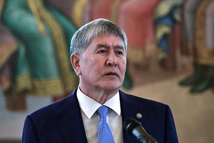 Атамбаев рассказал об угрозе ракетного удара по авиабазе США в Бишкеке