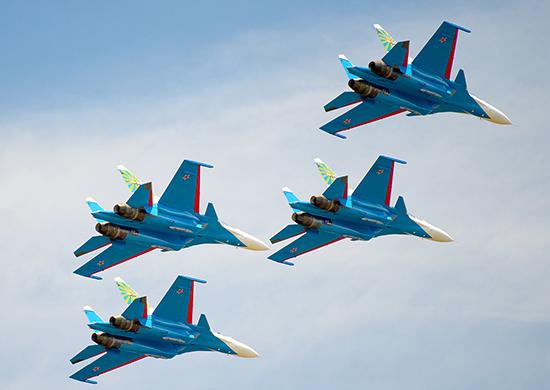 Авиагруппа «Русские витязи» прибыла в Турцию для участия в Международном фестивале авиации, космоса и технологий