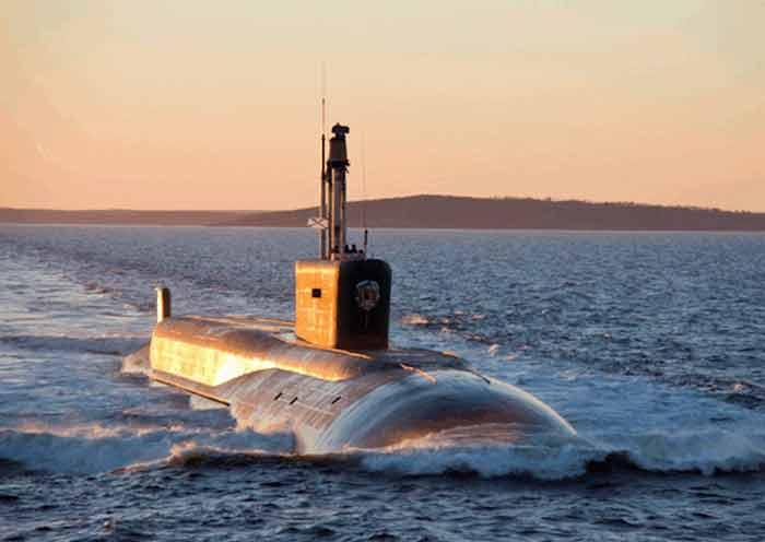 Первая АПЛ проекта «Борей-А» «Князь Владимир» будет спущена на воду в Северодвинске 17 ноября