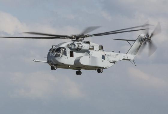 Sikorsky и Rheinmetall подали предложение на поставку ВС Германии вертолетов CH-53K «Кинг Сталлион»