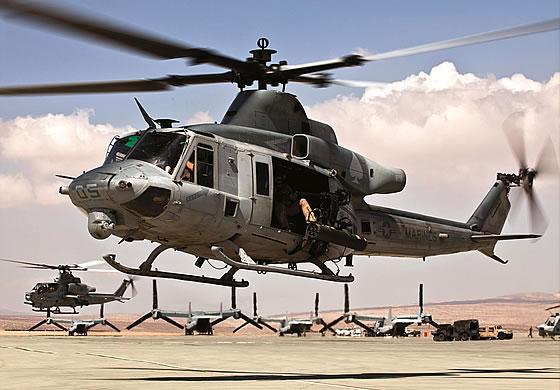 Чехия намерена приобрести в США вертолеты UH-1Y – DSCA
