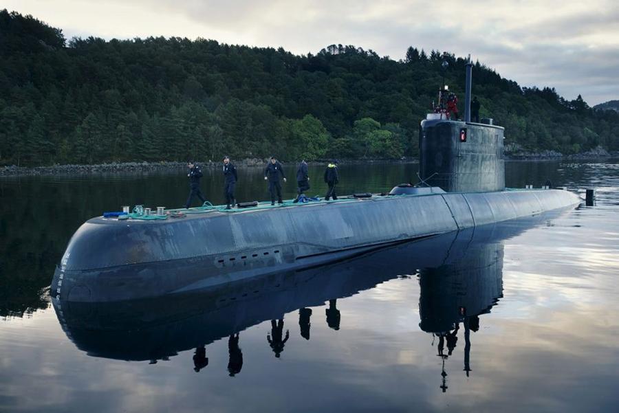 Командование ВС Аргентины оценивает возможность покупки в Норвегии ДЭПЛ класса «Ула»