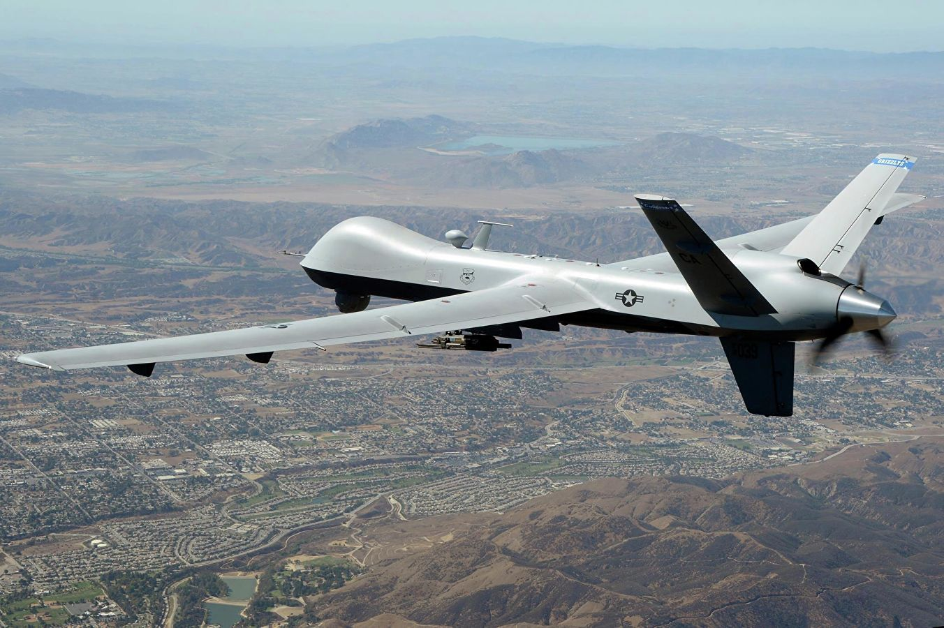 """Ход """"Жнецом"""": чем угрожает России переброска ударных дронов США в Польшу"""