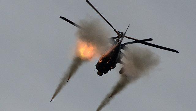 Россия начнет поставлять вертолеты Ка-52 в Египет во втором полугодии