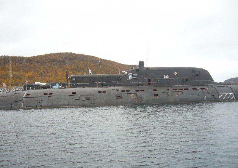 304 дивизион подводных лодок