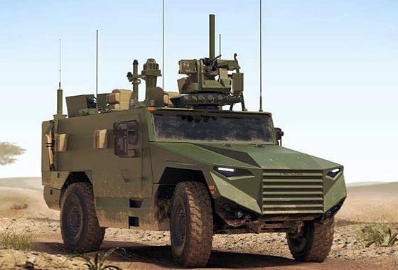 Группа Nexter поставит Вооруженным силам Франции ББМ VBMR-L