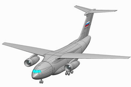 Раскрыты подробности создаваемого Россией самолета Ил-276