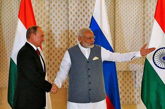 Россия тремя крупными соглашениями подтвердила свои лидирующие позиции на рынке Индии