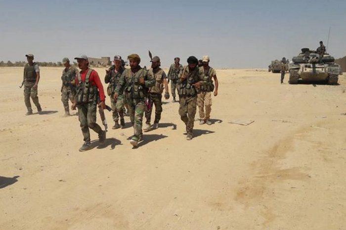 Сирийская армия зачистила от ИГ большую территорию в провинции Дейр-эз-Зор