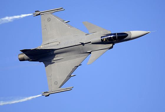 Минобороны Словакии согласовало условия лизинга истребителей JAS-39 «Грипен»