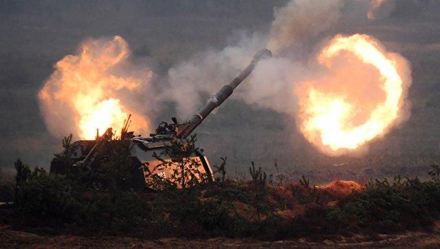 """""""Краснополь"""" и Excalibur: артиллеристы из РФ и США соревнуются в точности"""