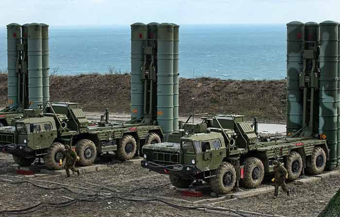 Новый дивизион С-400 заступит на боевое дежурство в Крыму