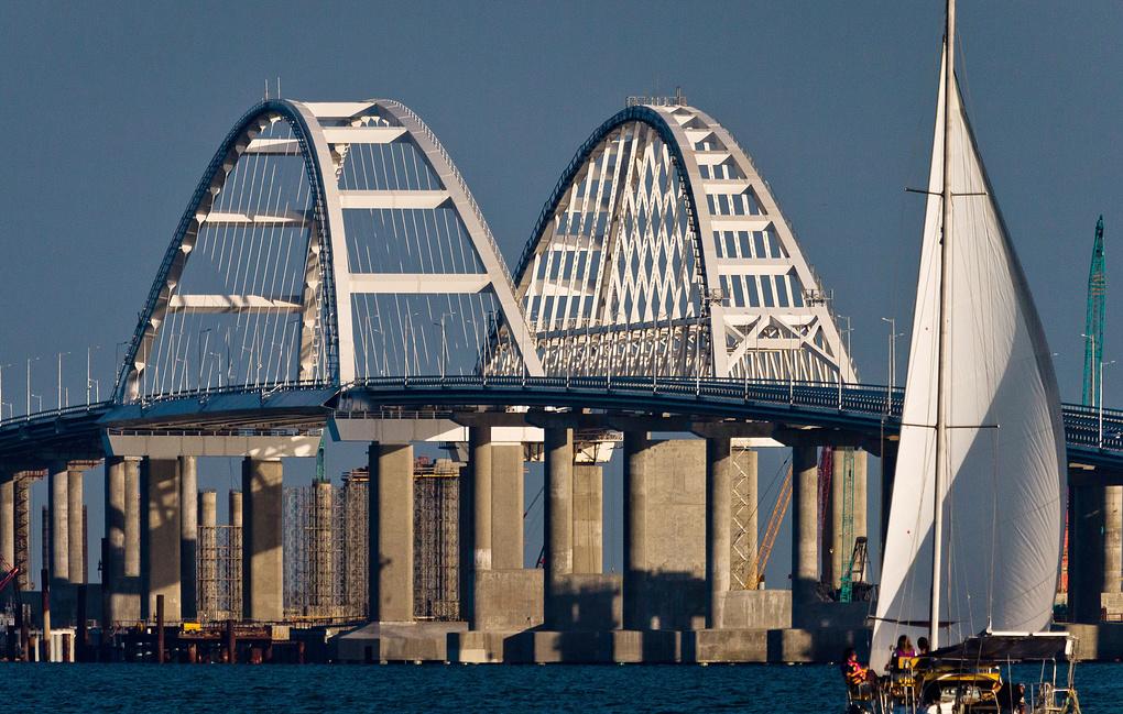 Ротенберг заявил, что Крымский мост простоит еще 100 лет