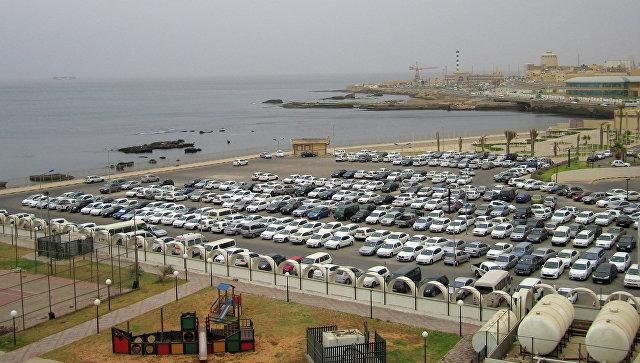 На юге Ливии свыше 140 человек погибли в результате атаки на авиабазу