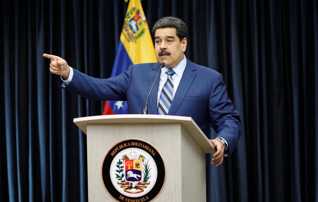 Мадуро заявил, что США планируют убить его и установить диктатуру в Венесуэле