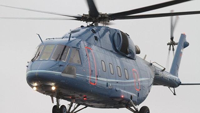 Минобороны в ближайшее время получит первые два вертолета Ми-38