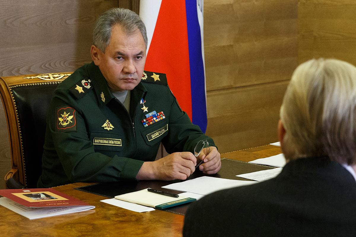 Министр обороны России поддержал предложение ветеранов присвоить имя маршала Василия Петрова Тихоокеанскому окружному учебному центру