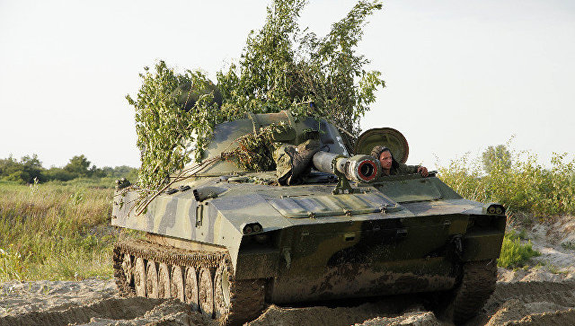 """Минобороны оставит на вооружении самоходные гаубицы 2С1 """"Гвоздика"""""""