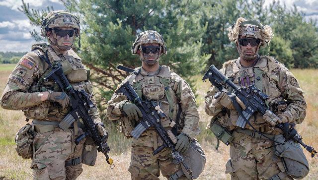 В Минобороны прокомментировали размещение сил НАТО у российской границы